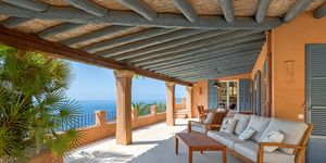 Fantastic villa with first class sea views in Port Andratx (Thumbnail 3)