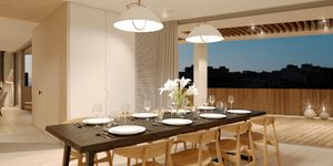 Luxurious penthouse with two terraces in Santa Catalina district, Palma (Thumbnail 3)