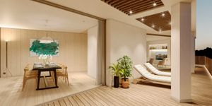 Luxurious penthouse with two terraces in Santa Catalina district, Palma (Thumbnail 1)