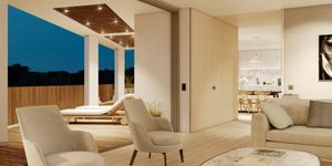 Luxurious penthouse with two terraces in Santa Catalina district, Palma (Thumbnail 7)