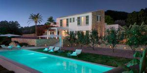 Finca in Cas Concos - Exklusives Landhaus mit Panoramablick (Thumbnail 9)