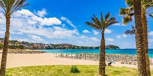 Beach apartment in Santa Ponsa for sale (Thumbnail 1)