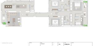 Apartment in Palma - Luxusneubau-Wohnung in zentraler Lage der Hauptstadt (Thumbnail 6)