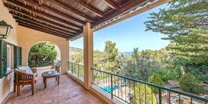 Středomořská vila s výhledem na moře v městečku Deiá, Mallorca (Thumbnail 8)