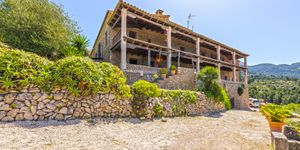 Historic country house with lots of charm and sea views in Estellencs (Thumbnail 10)