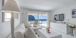 Světlý byt s fantastickým výhledem na moře v Cala Llamp, Port Andratx (Thumbnail 5)
