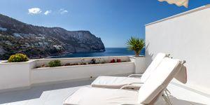 Světlý byt s fantastickým výhledem na moře v Cala Llamp, Port Andratx (Thumbnail 6)