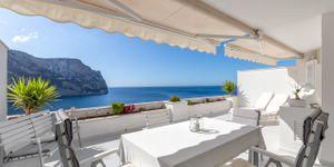 Světlý byt s fantastickým výhledem na moře v Cala Llamp, Port Andratx (Thumbnail 3)