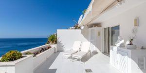 Světlý byt s fantastickým výhledem na moře v Cala Llamp, Port Andratx (Thumbnail 2)