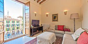 Penthouse in Palma - Traditionelle Wohnung im Zentrum der Hauptstadt (Thumbnail 1)