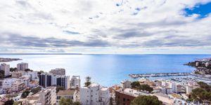 Penthouse in Palma - Immobilie mit spektakulärer Aussicht in San Agusti (Thumbnail 2)