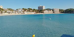 Meerblick Apartment zum Renovieren am Strand von Paguera (Thumbnail 1)