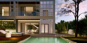 Neubau Projekt einer Doppelhaushälfte in beliebter Wohnlage (Thumbnail 1)