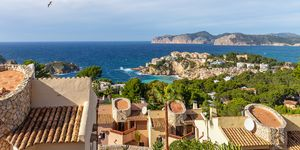 Reihenhaus in Santa Ponsa - Mediterrane Immobilie mit perfektem Meerblick (Thumbnail 3)