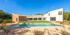 New build villa with large plot in Esporles (Thumbnail 1)