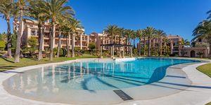 Luxusní apartmán se soukromou zahradou v Santa Ponsa, Malorka (Thumbnail 1)