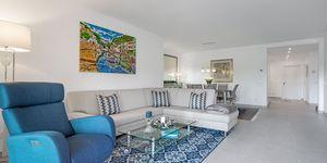 Luxusní apartmán se soukromou zahradou v Santa Ponsa, Malorka (Thumbnail 5)