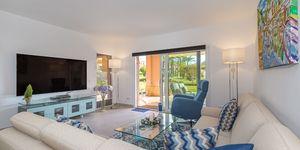 Luxusní apartmán se soukromou zahradou v Santa Ponsa, Malorka (Thumbnail 4)