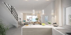Moderne Neubau Doppelhäuser in Cala Pi (Thumbnail 3)