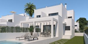 Moderne Neubau Doppelhäuser in Cala Pi (Thumbnail 1)