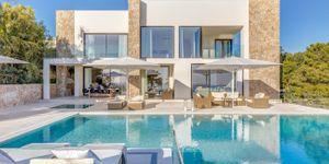 Moderní vila s výhledem na moře v žádané lokalitě Bendinatu, Malorka (Thumbnail 2)