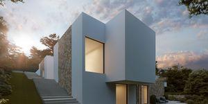 Villa in Costa de la Calma - Exklusive Neubauimmobilie mit Meerblick (Thumbnail 5)
