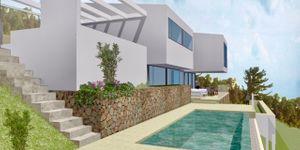 Modernes Neubau Projekt mit Panoramablick (Thumbnail 1)