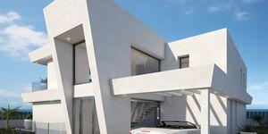 Nově postavená luxusní vila s výhledem na moře na Malorce na prodej (Thumbnail 4)