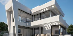 Nově postavená luxusní vila s výhledem na moře na Malorce na prodej (Thumbnail 2)