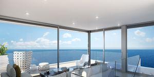 Nově postavená luxusní vila s výhledem na moře na Malorce na prodej (Thumbnail 3)