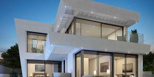 Nově postavená luxusní vila s výhledem na moře na Malorce na prodej (Thumbnail 5)