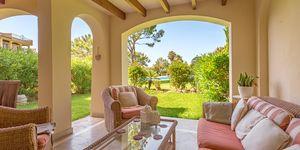 Sonnige Gartenwohnung nahe zu Port Adriano (Thumbnail 7)