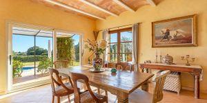 Finca in Portocolom - Mediterranes Landhaus mit Meerblick (Thumbnail 9)