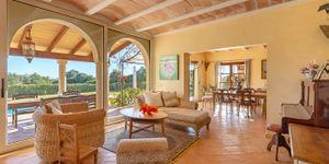 Finca in Portocolom - Mediterranes Landhaus mit Meerblick (Thumbnail 8)