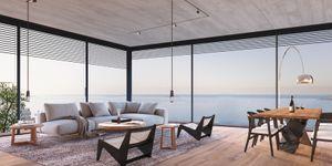 New built luxury penthouse with sea views in Cala Mayor, Palma de Mallorca. (Thumbnail 2)
