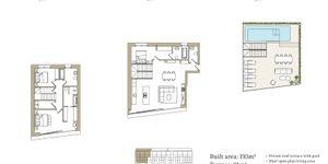 New built luxury penthouse with sea views in Cala Mayor, Palma de Mallorca. (Thumbnail 8)