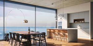 New built luxury penthouse with sea views in Cala Mayor, Palma de Mallorca. (Thumbnail 3)