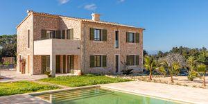 Finca in Cas Concos - Neugebautes mediterranes Anwesen mit schönem Blick (Thumbnail 1)