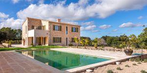 Finca in Cas Concos - Neugebautes mediterranes Anwesen mit schönem Blick (Thumbnail 4)