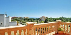 Vallgornera: Villa mit Poolprojekt – Panorama-Landschaftsblick über Mallorcas Südküste (Thumbnail 1)