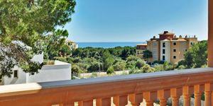 Vallgornera: Villa mit Poolprojekt – Panorama-Landschaftsblick über Mallorcas Südküste (Thumbnail 8)