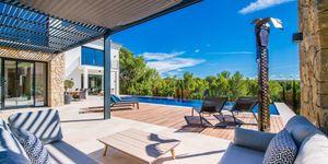 Exkluzivní a luxusní vila s výhledem na moře v Santa Ponsa, Mallorka (Thumbnail 3)