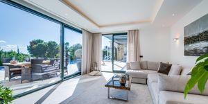 Exkluzivní a luxusní vila s výhledem na moře v Santa Ponsa, Mallorka (Thumbnail 5)