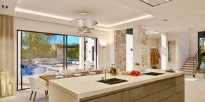 Neubau Luxus Villa nahe Port Adriano (Thumbnail 3)