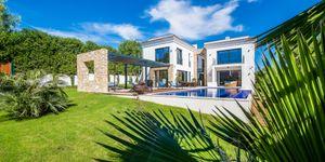 Exkluzivní a luxusní vila s výhledem na moře v Santa Ponsa, Mallorka (Thumbnail 2)