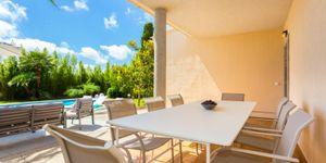 Villa in Sa Coma - Chalet mit Pool und Ferienvermietlizenz (Thumbnail 4)