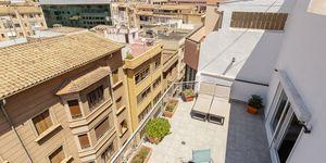 Penthouse in Palma - Renovierte Wohnung mit Terrasse in zentraler Lage (Thumbnail 1)