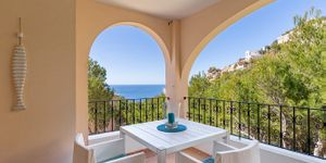 Apartment in Port Andratx -Hübsche Meerblickwohnung in  Cala Moragues (Thumbnail 1)