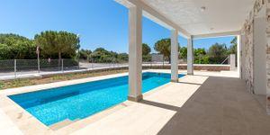 Villa in Sa Rapita - Neugebaute Immobilie mit Pool (Thumbnail 2)