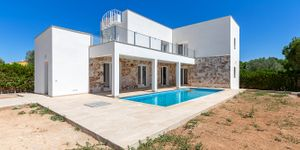Villa in Sa Rapita - Neugebaute Immobilie mit Pool (Thumbnail 1)